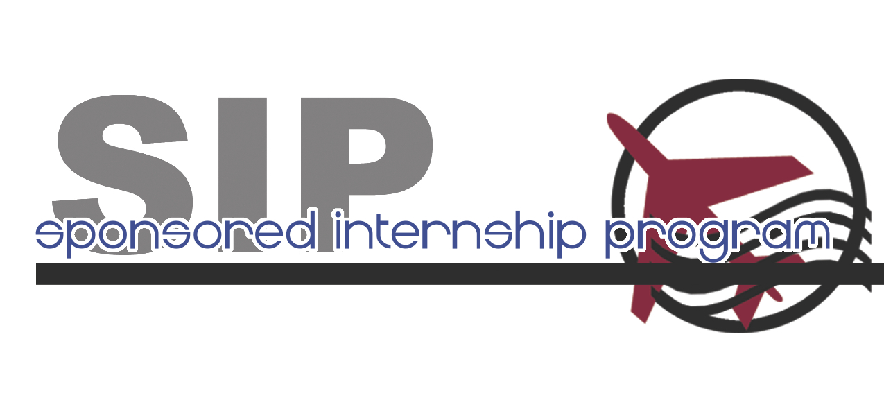 Sponsored Internship Program Logo