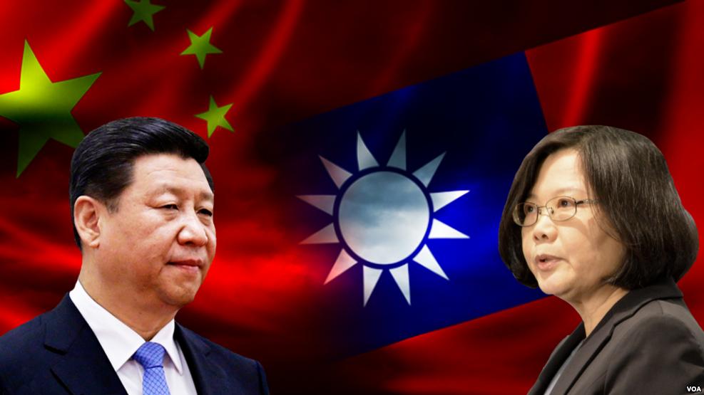 Image of Xi and Tsai