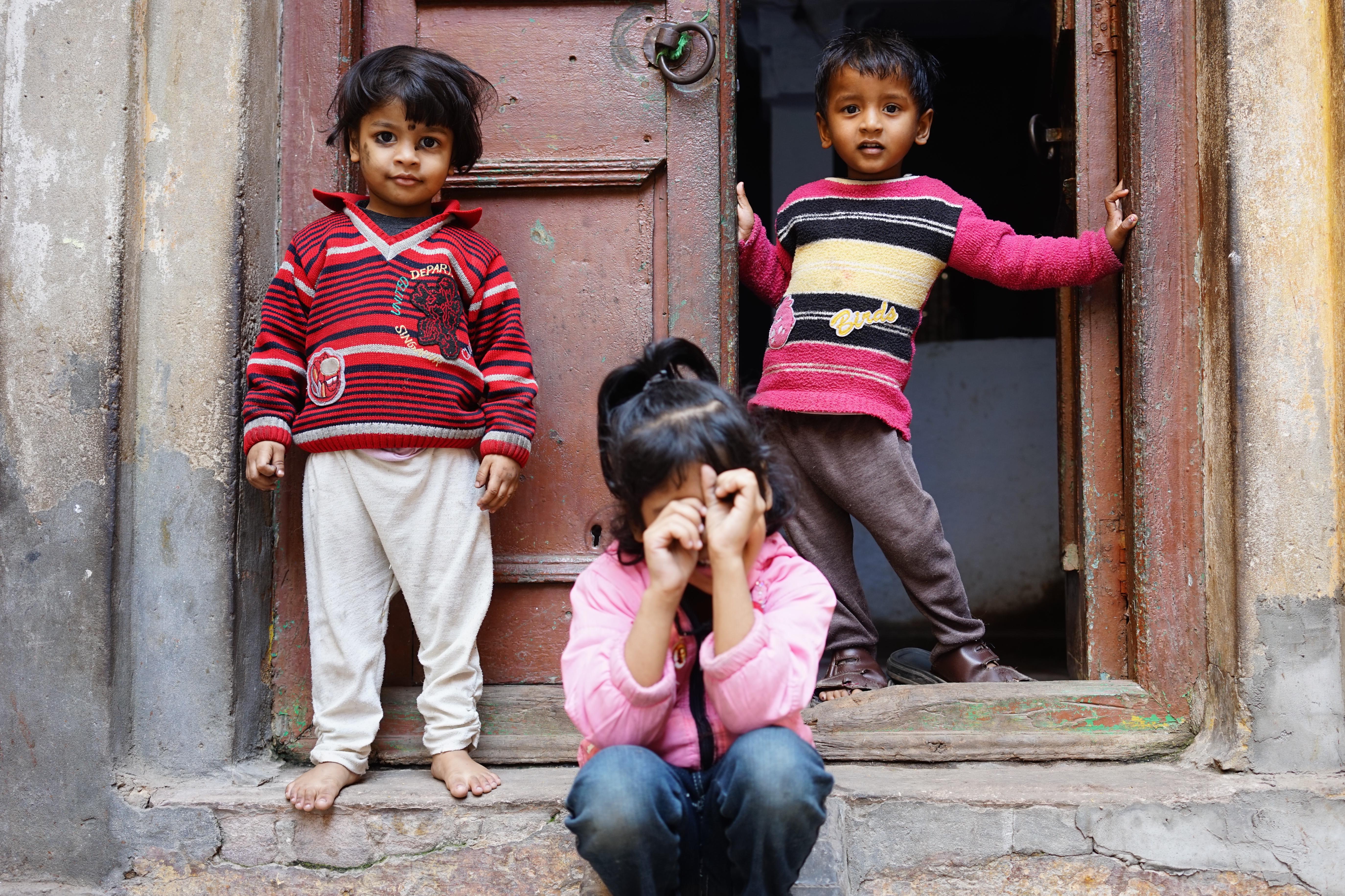 Indian childeren