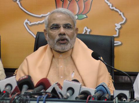 Modi in Press Conference