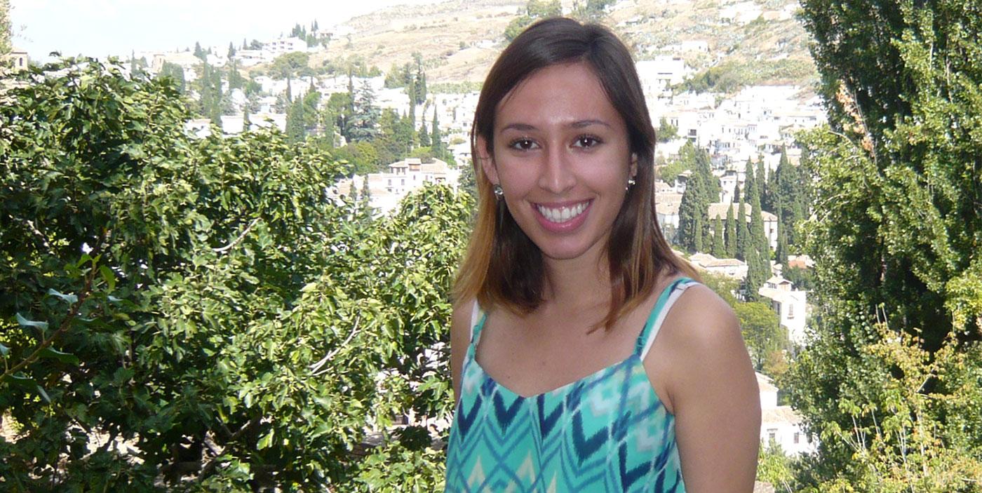 Karissa Munoz in Spain