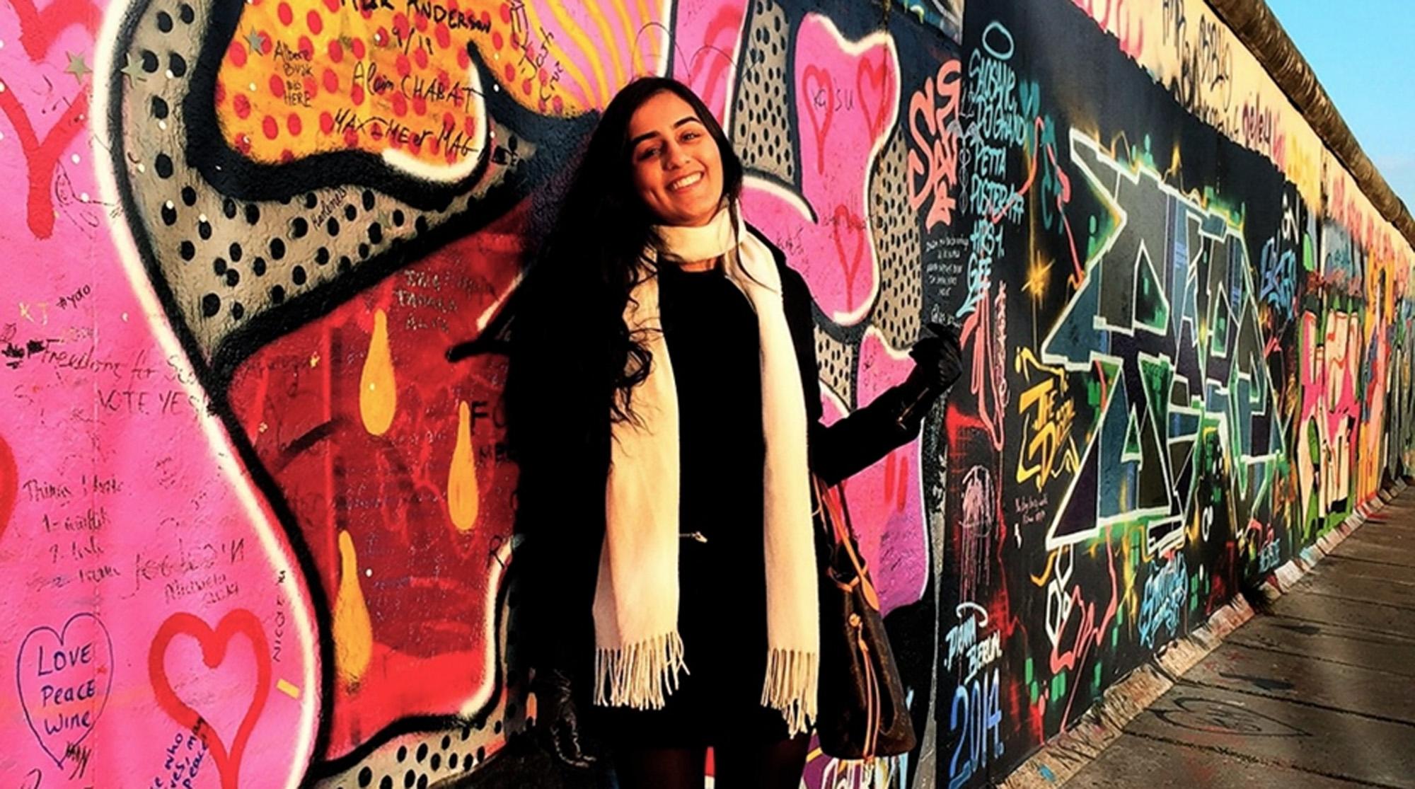 Annushka Shivani in France
