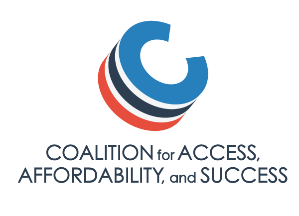 Coalition for Access, Affordability, and Success logo