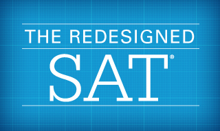 Revised SAT logo