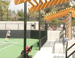 Biszantz Family Tennis Center