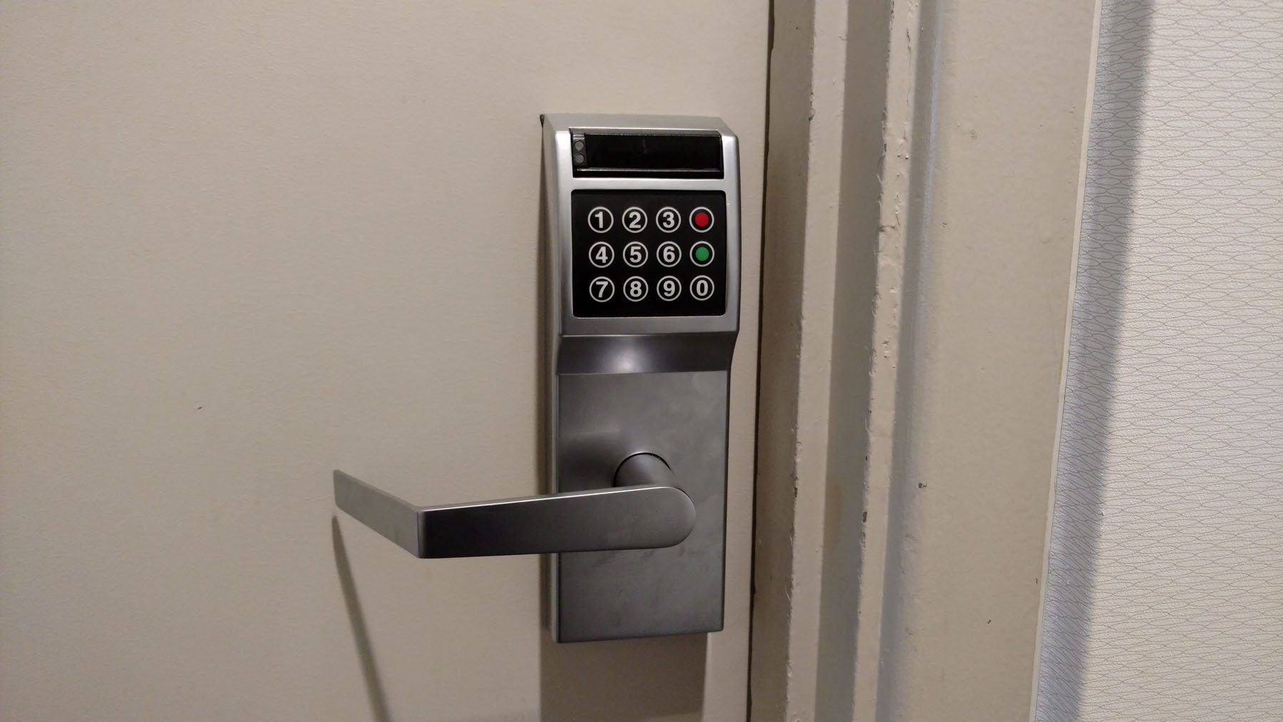 Electronic Door Locks Claremont Mckenna College