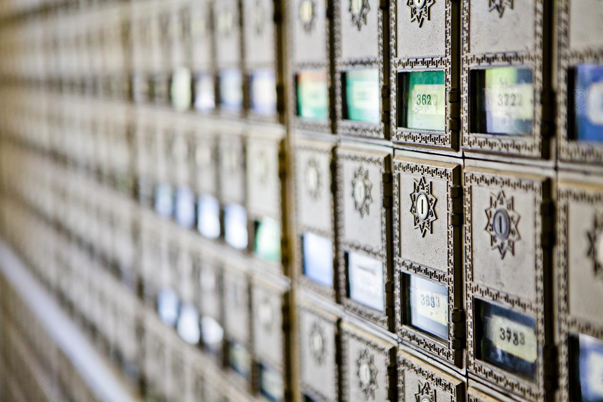 Mailroom | Claremont McKenna College