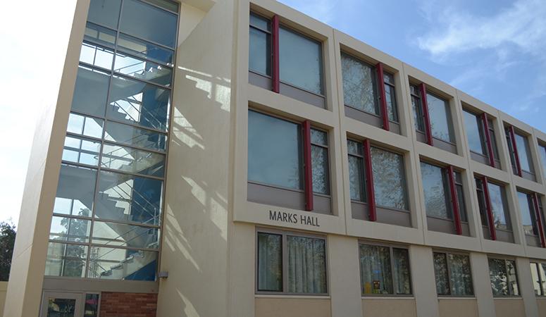 Marks Hall Claremont Mckenna College