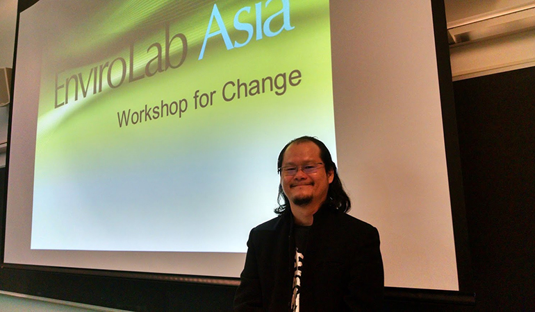 EnviroLab Asia Workshop