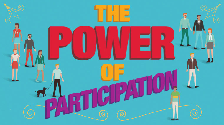 Power of Participation logo