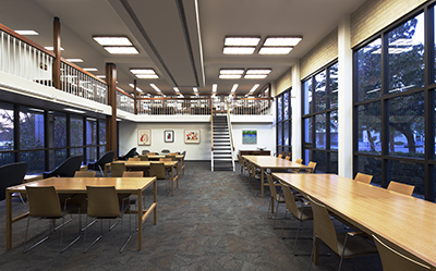 Crocker Reading Room