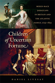 Children of Uncertain Fortune book cover