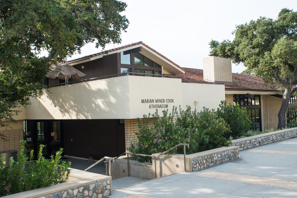 The CMC Athenaeum