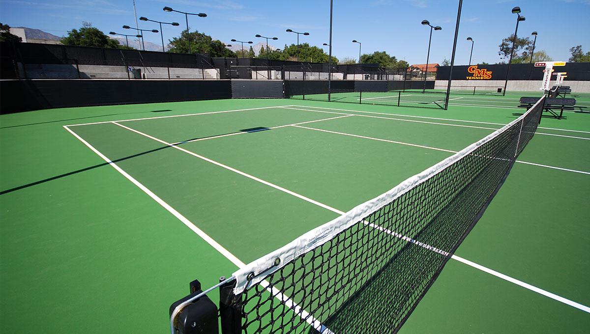 Biszantz tennis courts