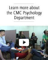 The Psychology Department at CMC