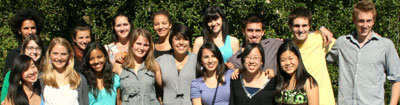 2010 Summer Interns