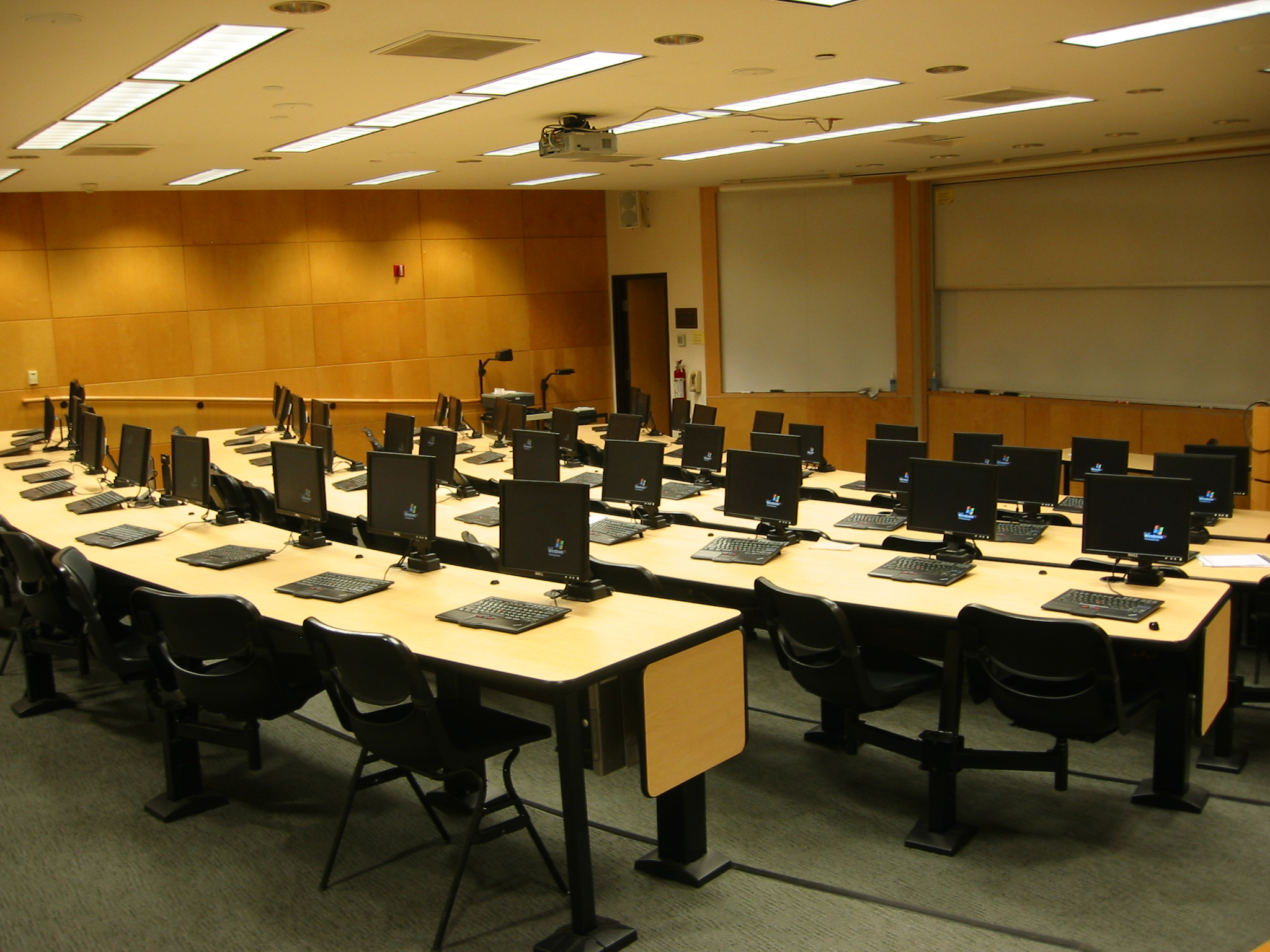Fletcher Jones Lecture Hall