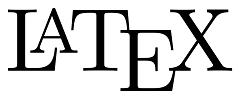 The Latex logo