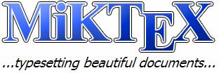 The Miktex logo