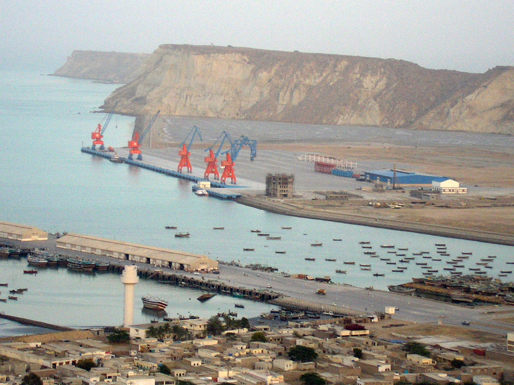 Photograph of Gwadar Port