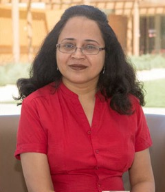 Photograph of Professor Aseema Sinha