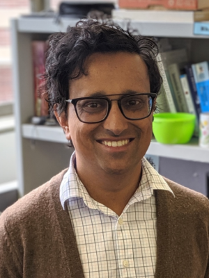 Bhaven Mistry, Ph.D.
