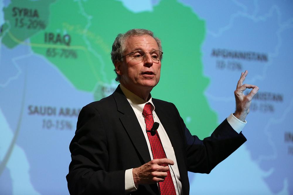 Former Ambassador to Syria Robert Ford