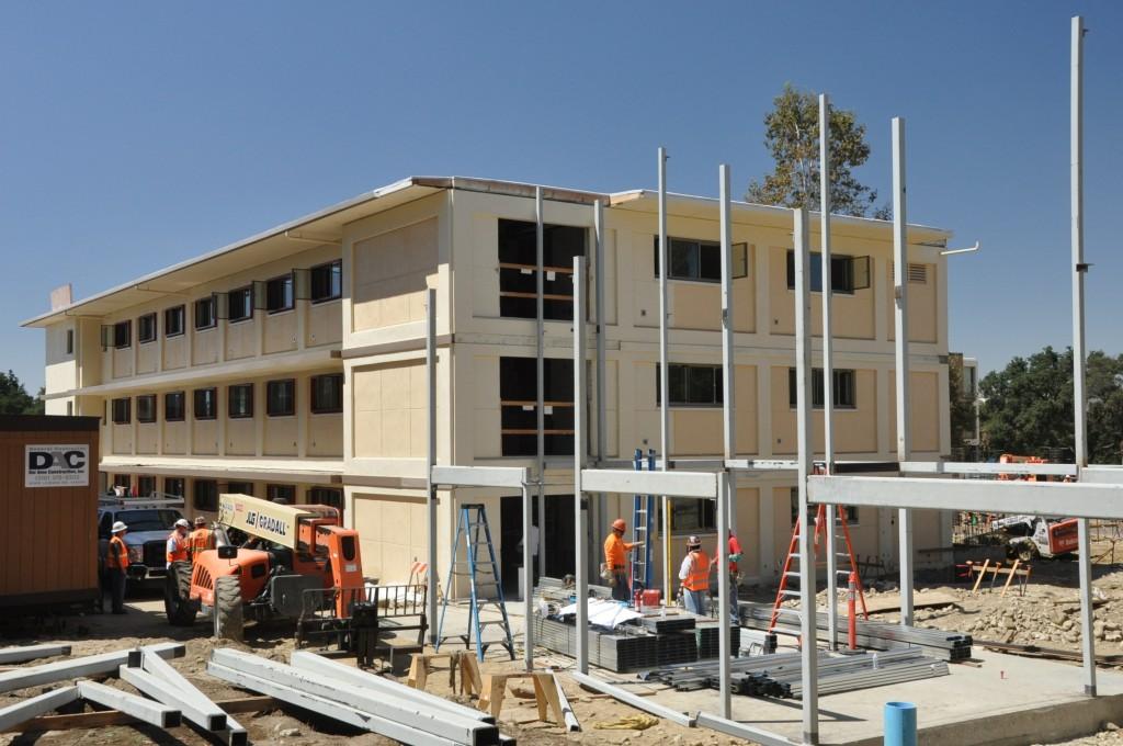 Mid Quad renovations