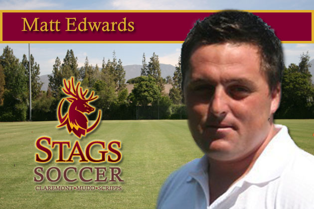 New Coach, Matt Edwards, CMS, Men's Soccer