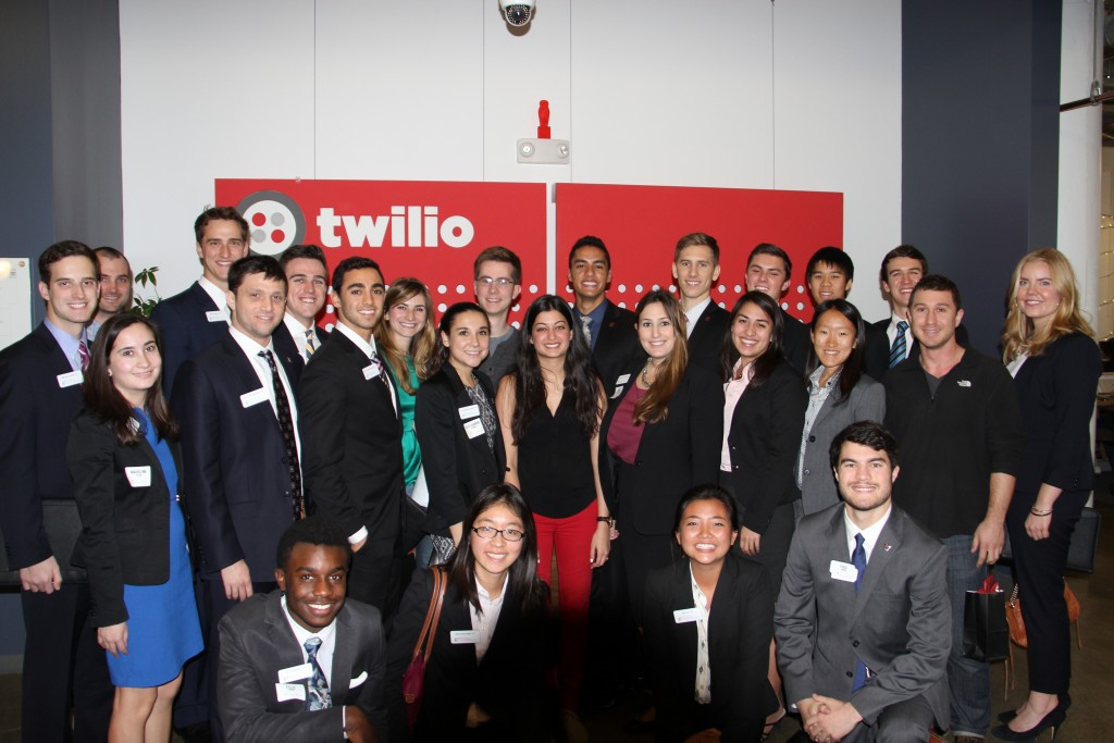 2015 Silicon Valley Networking Trip delegation