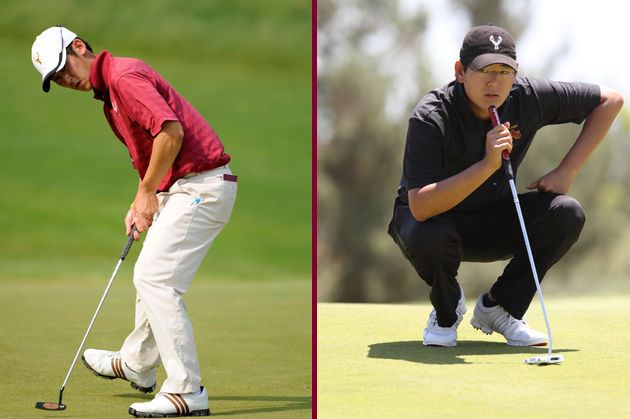 Tain Lee (left) and Brad Shigezawa (right)