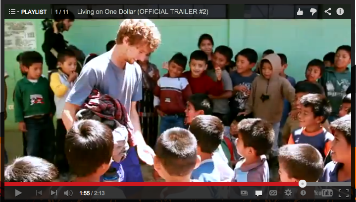 Living on a Dollar a Day video screenshot