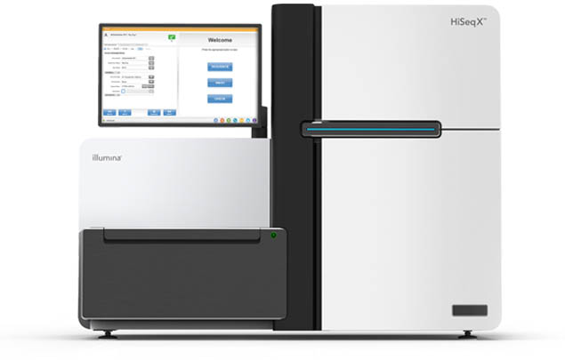 Illumina's HiSeq X is a game-changer for lowering the cost of genome-sequencing.