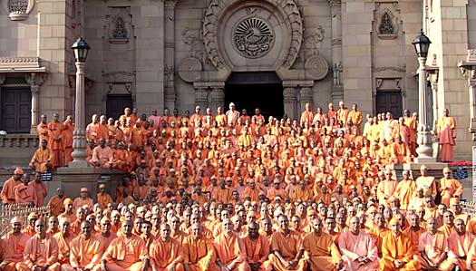 Ramakrishna Monastic order