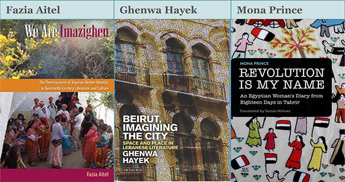 Aitel, Hayek and Prince Book Covers