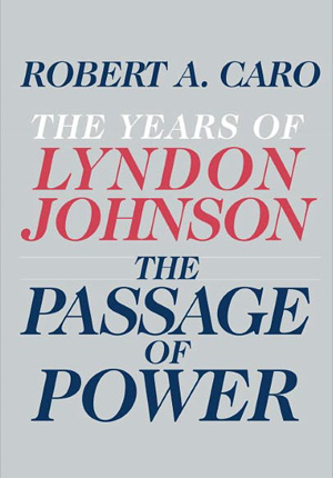 Book Cover of The Years of Lyndon Johnson