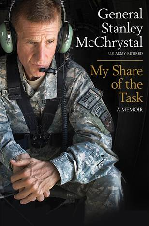 "Res Publica Society guest speaker Stanley McChrystal is the author of an acclaimed memoir, ""My Share of the Task."""