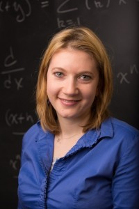 Assistant Professor of Mathematics Deanna Needell
