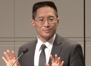 Eric Liu at the Athenaeum