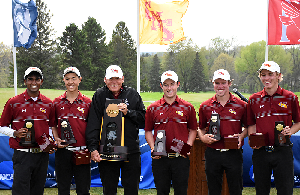 CMS Men's Golf Team