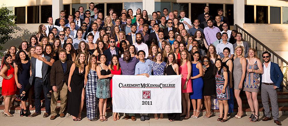 Class of 2011 class photo