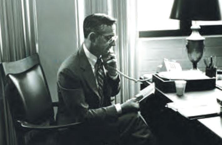 President Emeritus Jack Stark