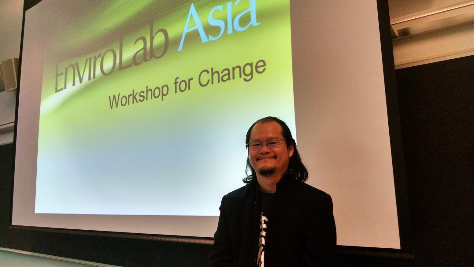 EnviroLab Asia sheds light on environmental destruction