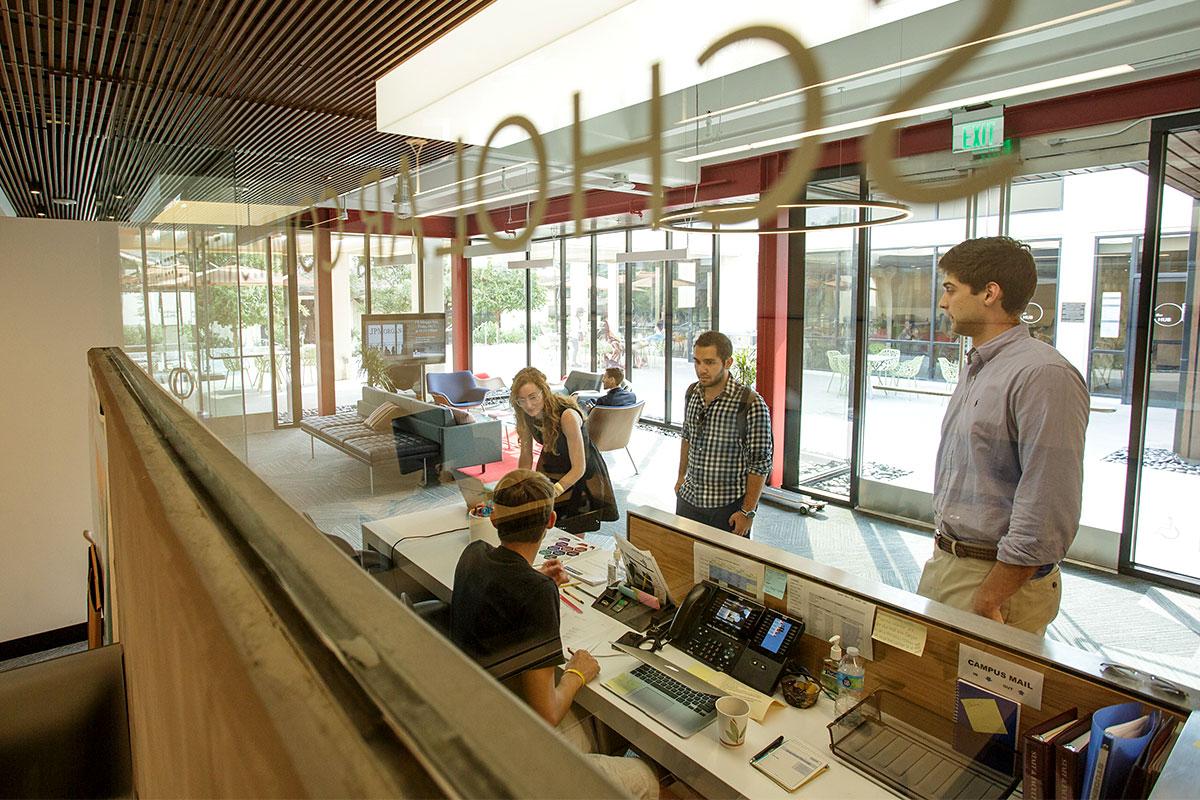 CMC Student Opportunity Center