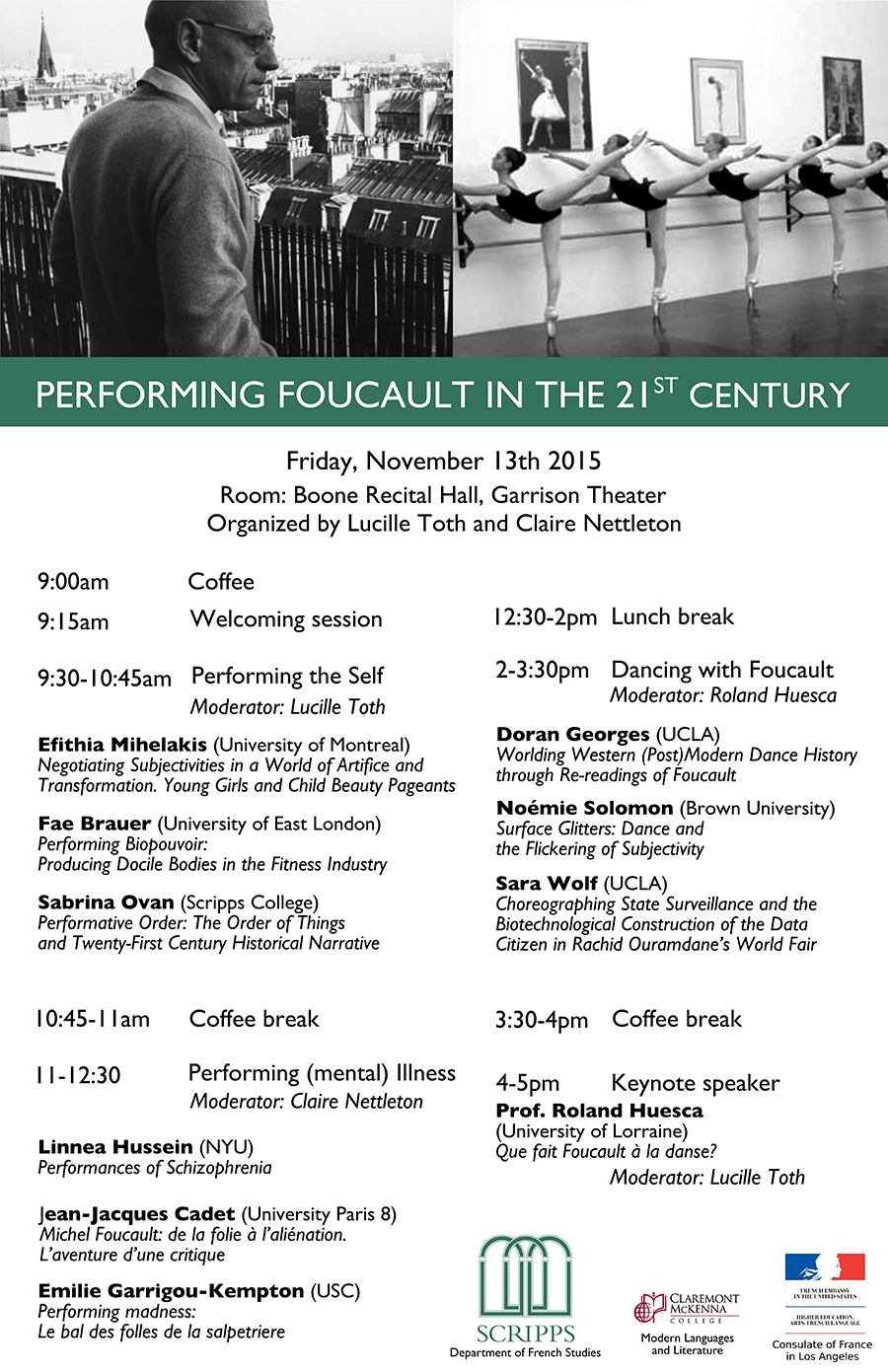 Performing Foucault in the 21st Century