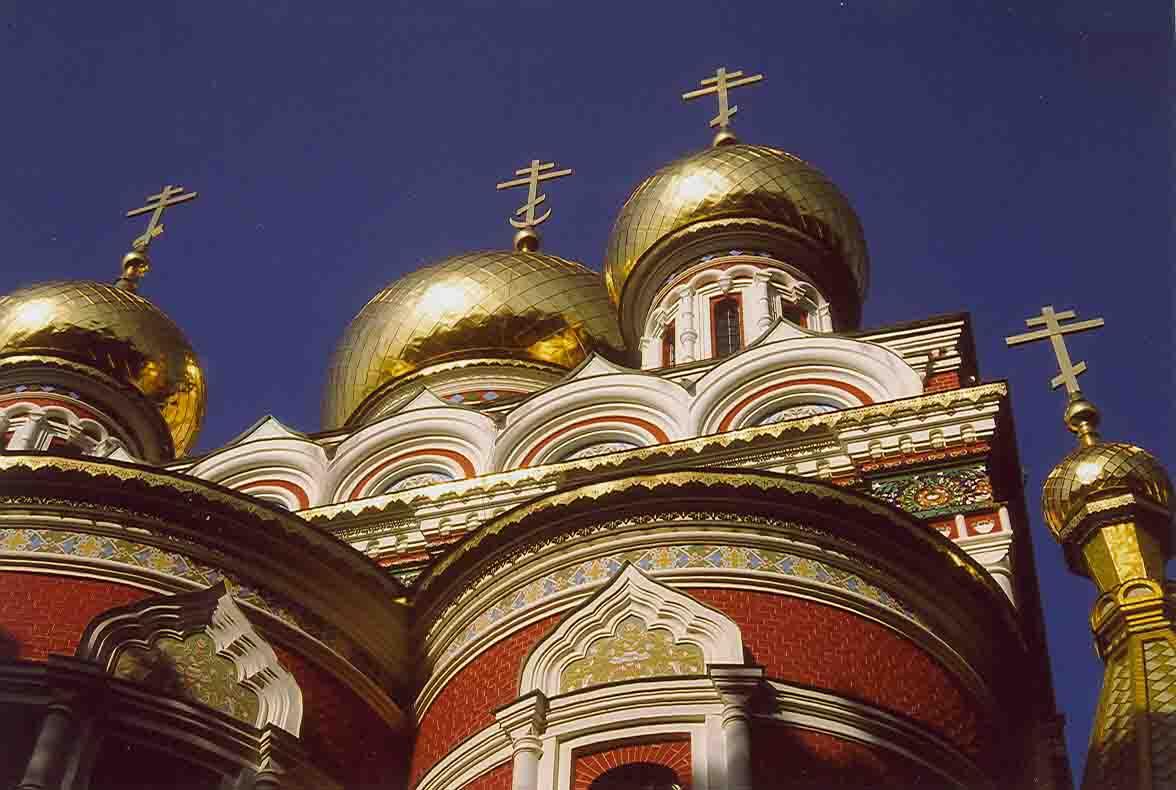 Shipka Russian Church