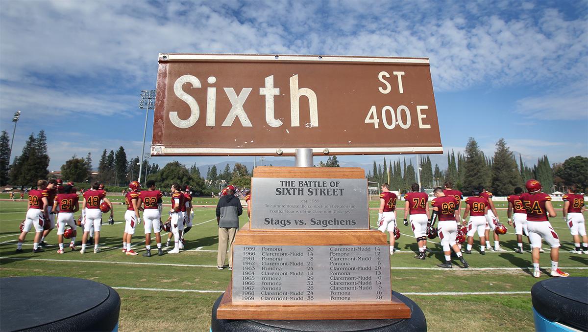Sixth Street Trophy