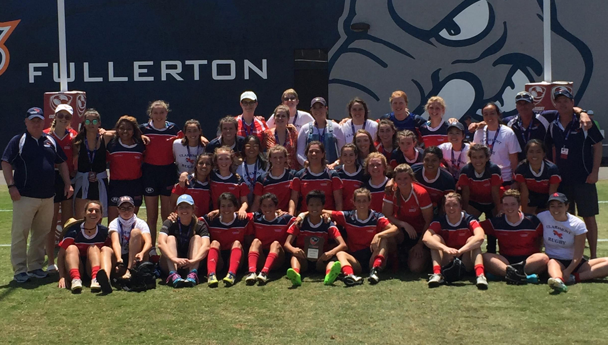 Claremont Foxes team picture