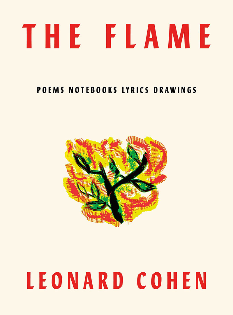 The Flame cover
