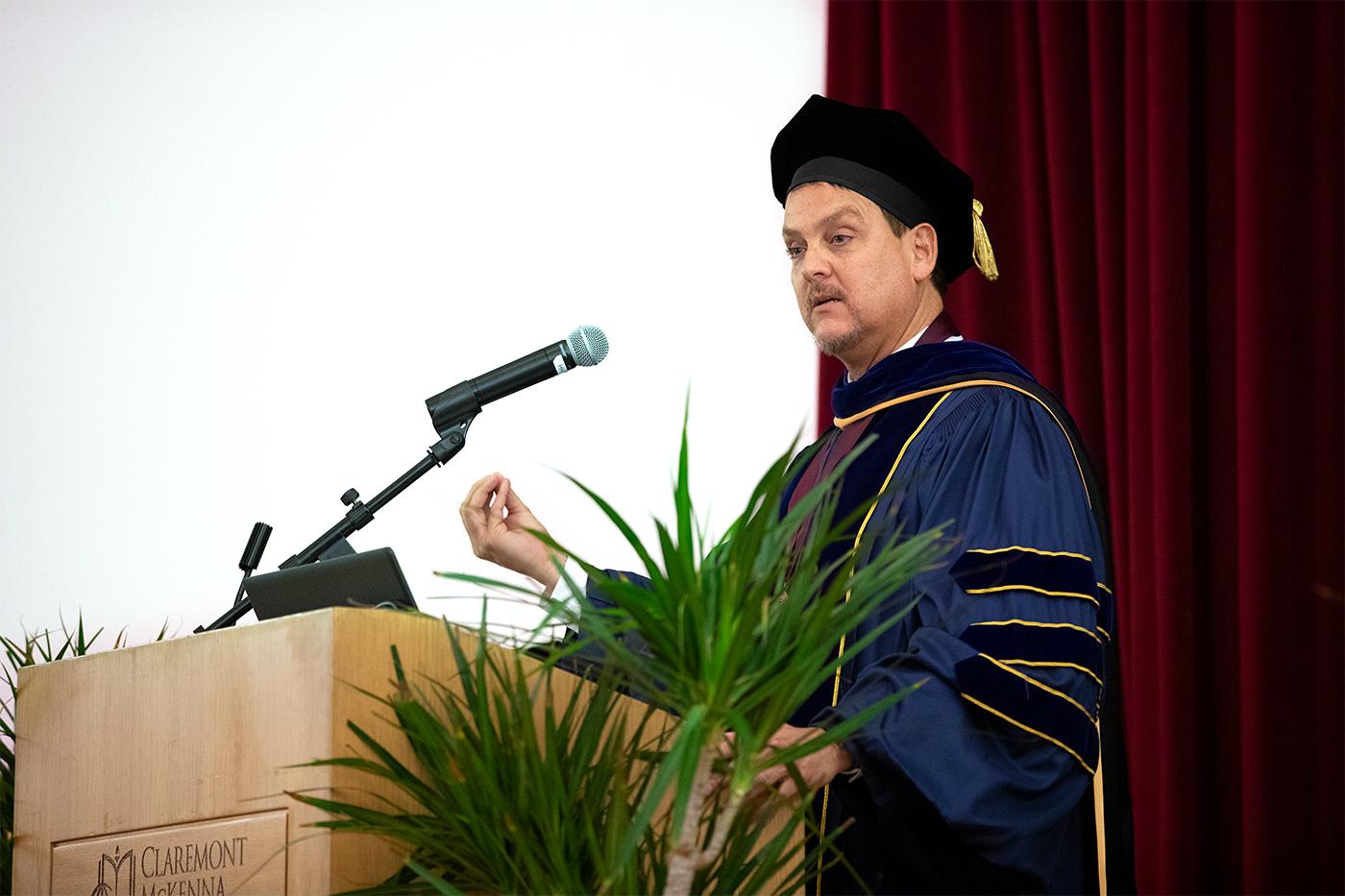 Prof. Gaston Espinosa